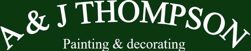 A & J Thompson Painting & Decorating Logo